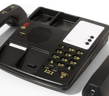 image showing need for a two handset phone